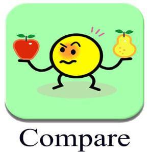 Comparison, is it okay to compare people