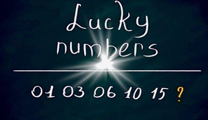Gamblers Lucky Numbers, whats your lucky number