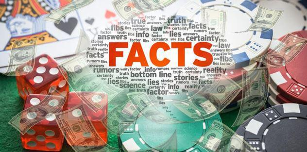 Gambling Facts interesting facts