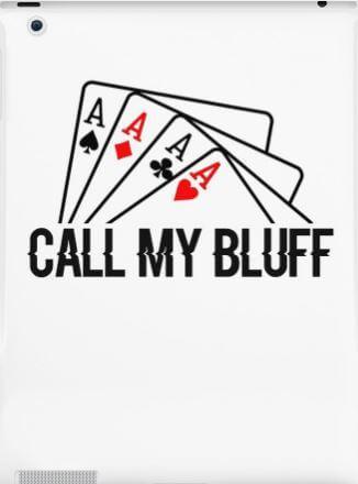 the best poker bluff