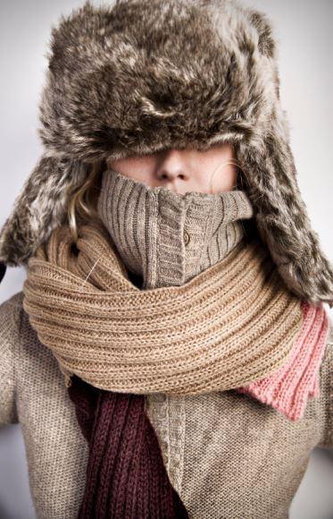 Dressing Warm in Winter