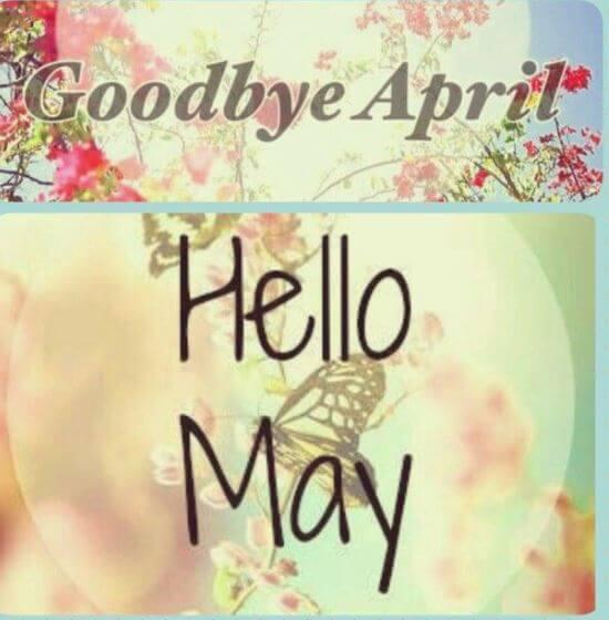 Month of May, welcome